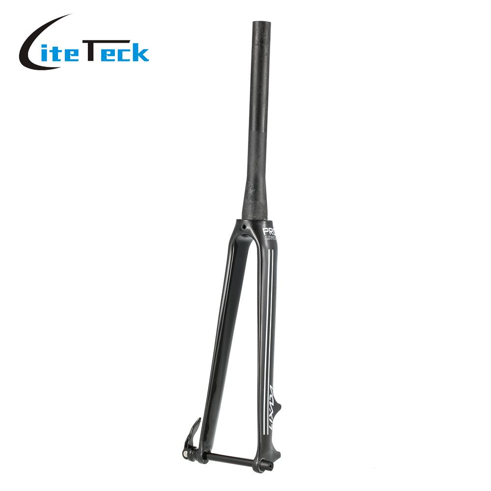 Lixada Bicycle Front Fork 700c Ultralight Disc Brake Road Bike Fork 700C Tapered Carbon Fiber Fixed Gear Fixie Front ForkLixada Bicycle Front Fork 700c Ultralight Disc Brake Road Bike Fork 700C Tapered Carbon Fiber Fixed Gear Fixie Front Fork