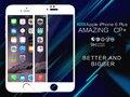 Для Apple iPhone 6 4.7 Закаленное Стекло телефон Протектор Экрана Nillkin 9 H Удивительный CP + (полное покрытие) Круглый Край Стекла фильм