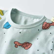 Cactus Printed Cute Pajamas for Boys and Girls