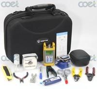 FTTH Tool Kit with Fiber Cleaver Fiber Optic Stripper