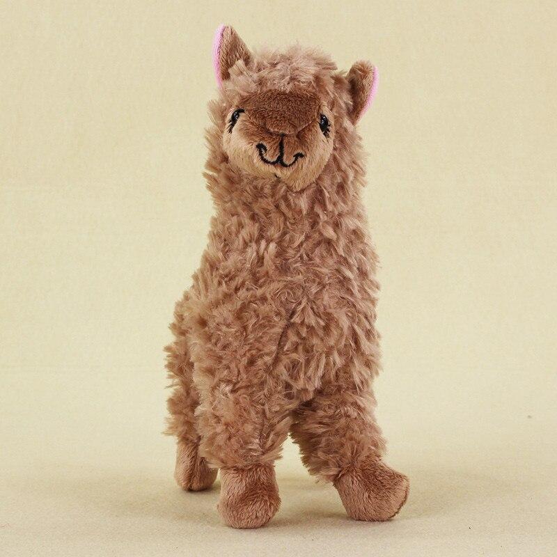 Shitje me pakicë 20 c 23cm Lodra Lodra Alpacasso Plush Doll Kawaii - Lodra prej pelushi - Foto 6