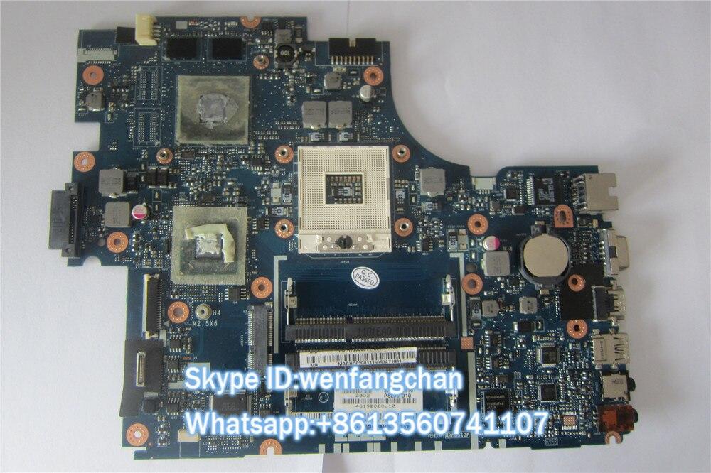 MBRHQ02001 MB RHQ02 001 main board for 5830TG laptop font b motherboard b font hm65 P5LJ0