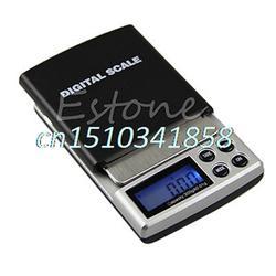 JAVRICK Высокое качество карман 1000 г x 0,1 цифровой для золота и ювелирных изделий весы для взвешивания
