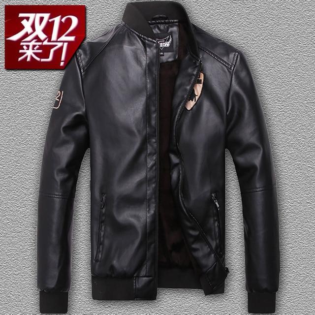 2013 Free Shipping Lamborghini 100 Original Genuine Leather Jacket