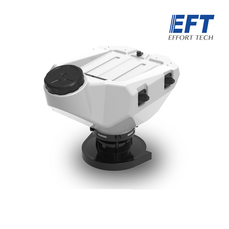 EFT DIY การเกษตร drone กระจายระบบ Seed ปุ๋ยเหยื่ออนุภาคกระจายอุปกรณ์สำหรับ E410 E610 E616-ใน ชิ้นส่วนและอุปกรณ์เสริม จาก ของเล่นและงานอดิเรก บน   1