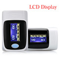 Digital Finger Pulse LCD Oximeter Pulsoximeter Blood Oxygen SpO2 Saturation De Pulso De Dedo Oximetro Monitor LCD Display