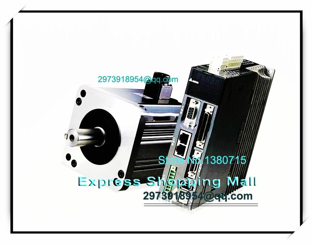 ECMA C31010ES ASD A1021 AB 220V 1KW 3 18NM 3000RPM 100mm AC Servo Motor font b