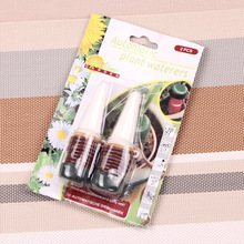 Free Shipping 2 Pcs/lot  Automatic Drip Waterer Spike Tender Houseplant Plant Indoor Watering System