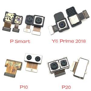 Image 1 - חדש אחורי חזרה מצלמה מודול עבור Huawei P9 P10 בתוספת P20 Mate 9 10 20 לייט פרו P חכם Y6 ראש 2018 חזרה גדול מצלמה מודול