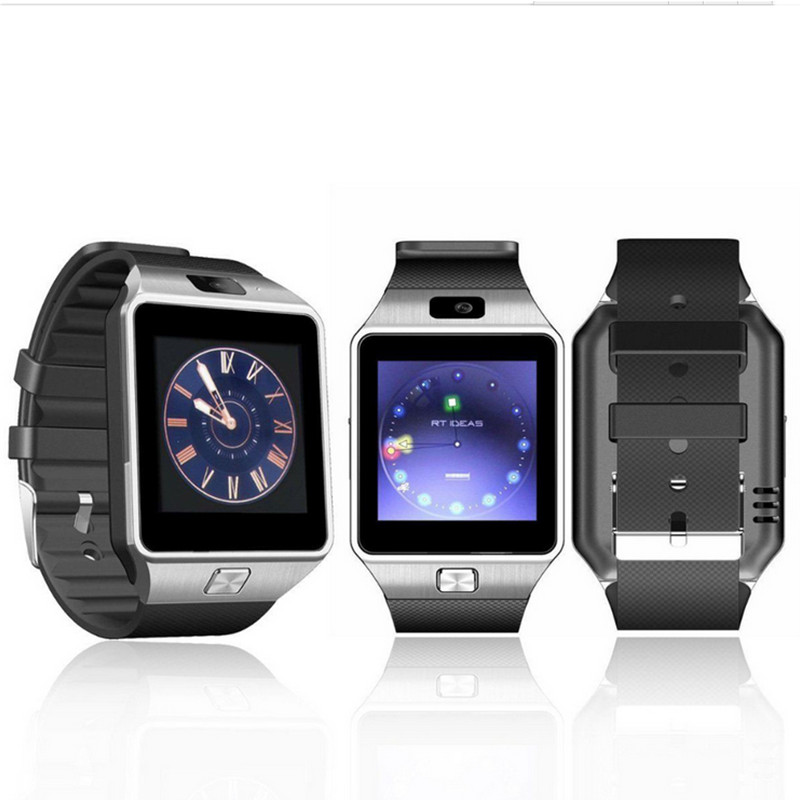 WLNGWEAR 10pcs DZ09 smart watch for Apple android phone support SIM card smartwatch pk gt08 wearable smart electronics zaoyiexport l6 bluetooth smart watch support sim tf card hebrew language smartwatch for iphone xiaomi android phone pk dz09 gt08