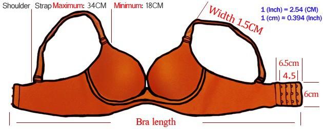 DeRuiLaDy Brand Underwear Fashion Women Push UP Bra VS Secret 6 Colors Seamless Sexy Bras For Women Sexy Lady Casual Underwear 4