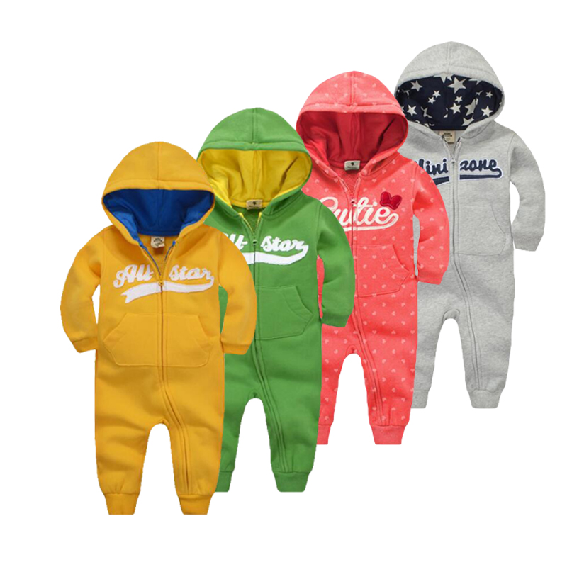 2018 spring autumn baby rompers boy clothes kids jumpsuits infant Long Sleeve Underwear Newborn girl Cotton tracksuit Clothing