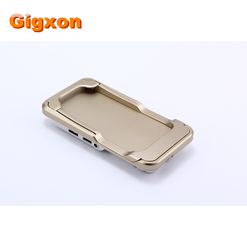 Gigxon I60 Proyector Mini Projector DLP For iPhone 6 Series HDMI Full HD 1080P Smartphone Portable