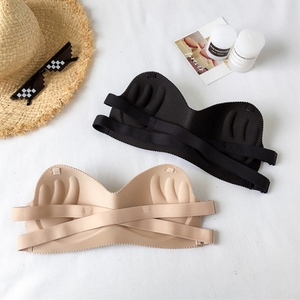 Seamless Wire Free Strapless Bras Summer Fashion Bra Breathable Sexy Lingerie Invisible Bras