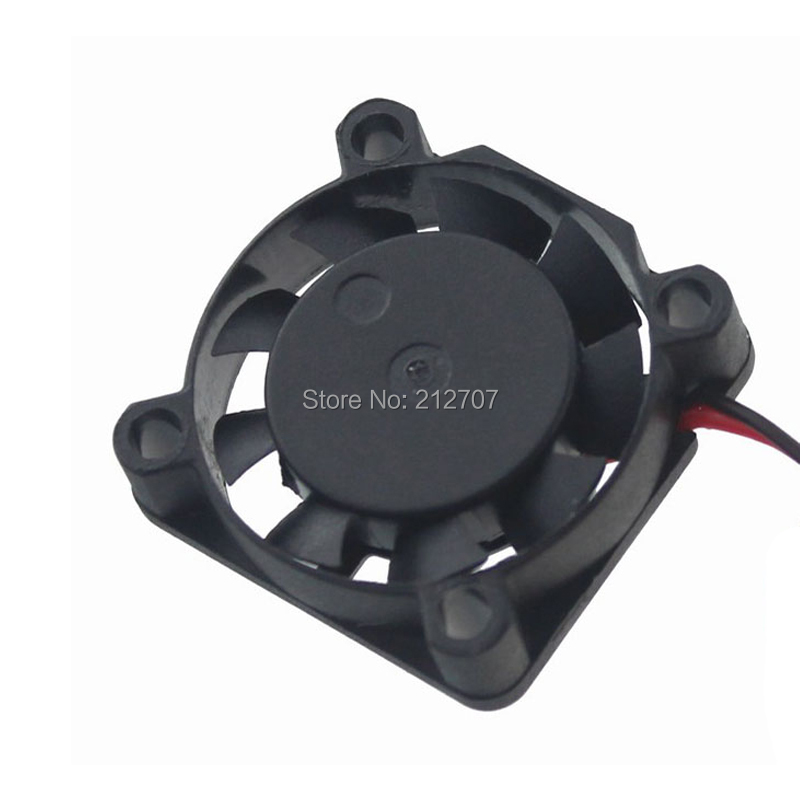 10PCS Gdstime 25x25x7mm 2507S 2Pin 5V 25mm Mini DC Brushless PC Computer Cooling Fan in Fans Cooling from Computer Office