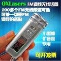 Oxlasers 5 шт./лот ручной беспроводной микрофон FM для мегафон и автобусный тур руководство конференции обучение бесплатная доставка