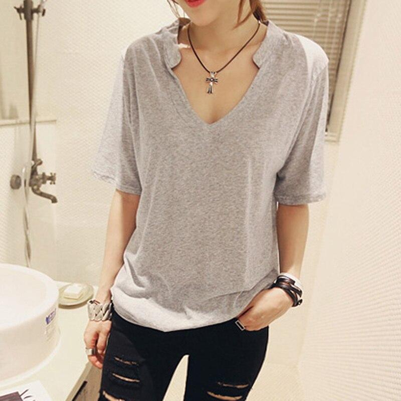 d875399d358a8 Poleras de mujer moda 2016 t shirt mujeres camiseta sexy camiseta femme  vintage tallas grandes ropa de mujer moda camisetas y tops en Camisetas de  La ropa ...