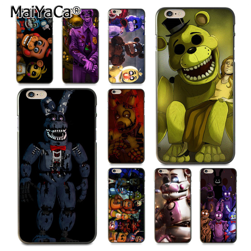 best top 10 fnaf iphone 5c case list and get free shipping