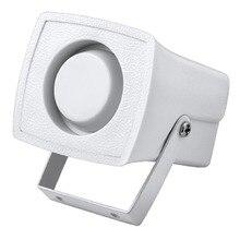 GSM Home Security Alarm Touch Screen Burglar Security Alarm Smoke Detector