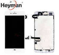 Heyman LCD For Apple IPhone 7 Plus LCD Screen And Digitizer Assembly With Frame And Small