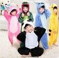 Дети карнавальный костюм животных красная панда единорог onesie комбинезон костюм рождественские костюмы для детей дети мальчики мальчик карнавал