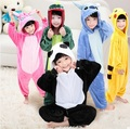 Crianças traje do carnaval animais panda vermelho unicórnio onesie jumpsuit treino trajes do natal para crianças crianças meninos menino carnaval