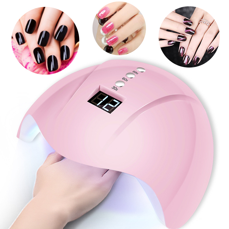 2019 New Arrival 36W UV LED Lamp Nail Polish Dryer Light 12 LEDs for All Types Gel Nail Machine Curing2019 New Arrival 36W UV LED Lamp Nail Polish Dryer Light 12 LEDs for All Types Gel Nail Machine Curing