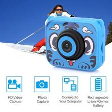 AT-G20 Children Kids Camera Waterproof 5MP 2.0 inch LCD HD 1080P Digital Camcorder