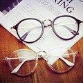 KOTTDO 2018 mujeres Retro miopía gafas marco mujer gafas de ojo Vintage gafas ópticas prescripción marco transparente