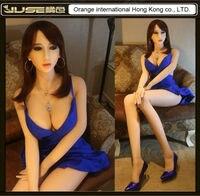 2015 new hot 165 cm realistyczne pełne silikon sex lalki, życie rozmiar duże cycki miłość lalki dla mężczyzn, pełne stałe silikonowe lalki miłości, ST-136