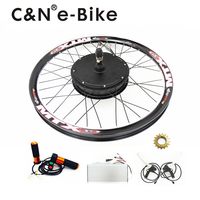 100km H High Speed 72v 3000w Electric Motorcycle Kit 3kw Electric Bike Conversion Kit