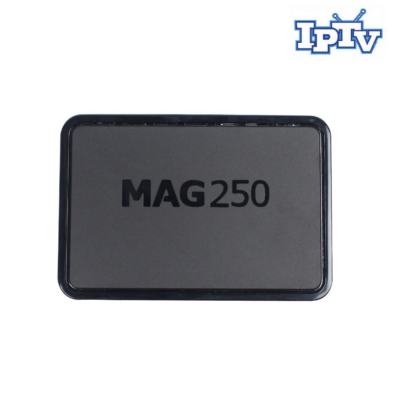 Linux IPTV box Mag250 with 1 year Neotv QHDTV IPTV account 650+ channels French Arabic UK Italian Europe IPTV mag250 receiver