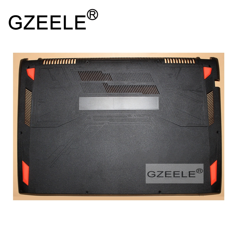 купить GZEELE New for Asus GL502 GL502VM GL502VY GL502VT Bottom Base lower Cover Case 13NB0DD1AP0111 по цене 3904.42 рублей