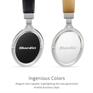 Image 5 - 業bluedio F2ワイヤレスbluetoothヘッドフォンアクティブノイズキャンセル低音ステレオハイファイ音楽koptelefoonマイク通話ヘッドセットauriculares