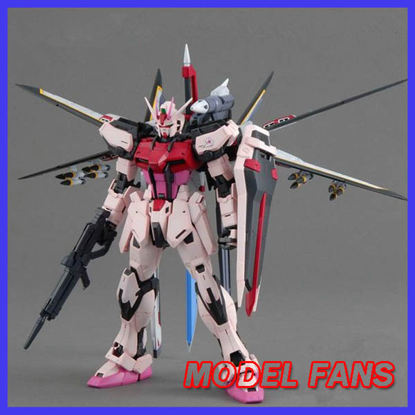 MODEL FANS DABAN  RM assembly  Gundam SEED model 1:100 MBF-02 Strike Rouge Free shipping action figure