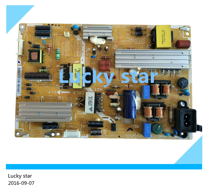 95% new Original power supply board  UA46ES5500R BN44-00502A PD46A1-CSM good working good working original 90% new used for power supply bn44 00449a pslf500501a bn44 00450b pslf530501a