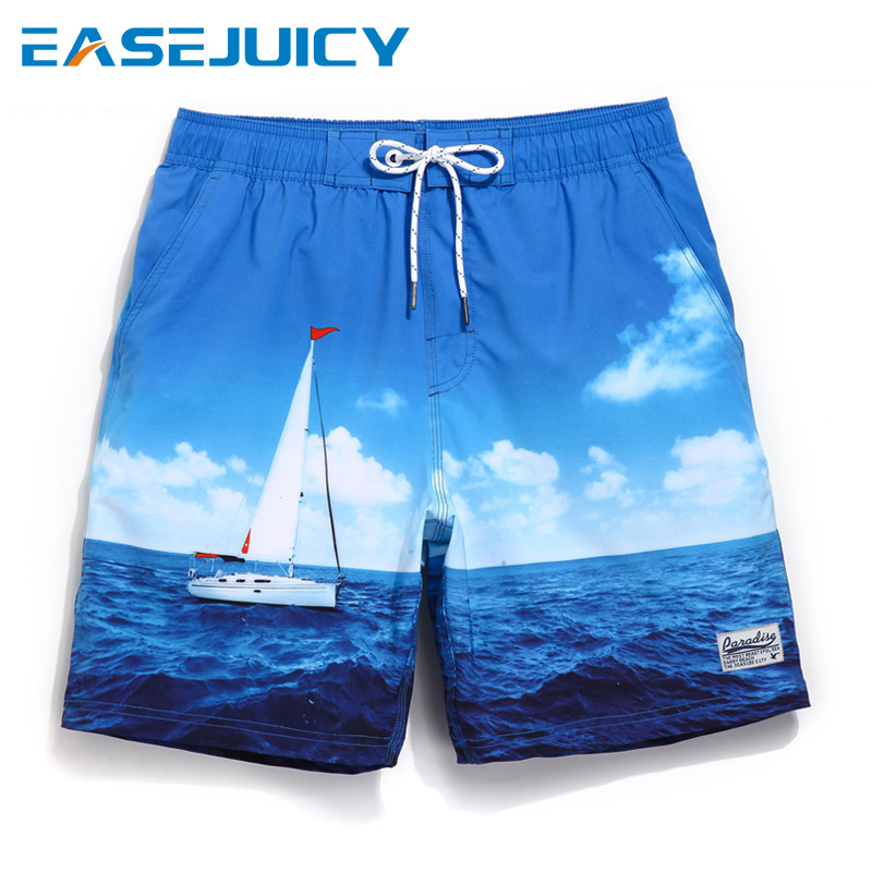 Summer Men's bathing suit swimwear swimming suit   board     shorts   joggers liner sexy beach   shorts   hawaiian bermudas plavky mesh