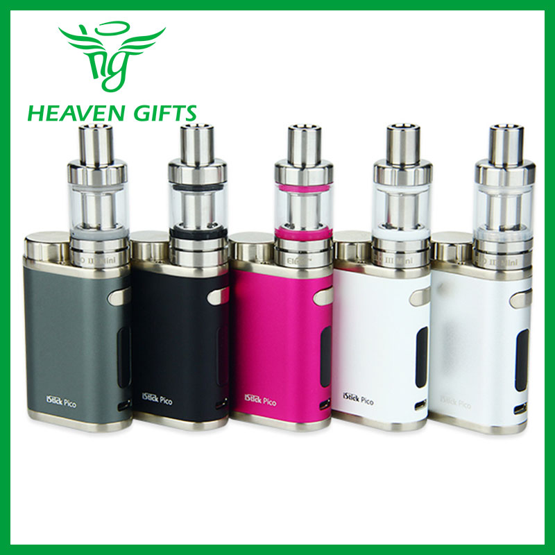 100 Original Eleaf iStick Pico Kit with 75W Electronic Box Mod and MELO III Mini Tank