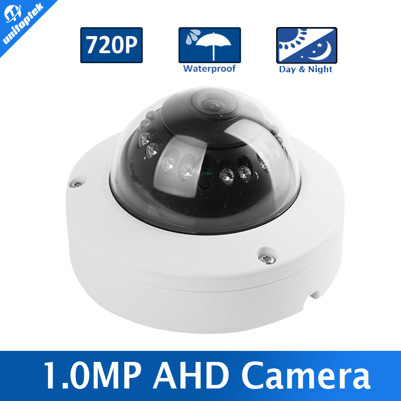 1 0MP 720P AHD Dome Camera 1080P CCTV Security 3 6mm Lens IR 10m Night Vision