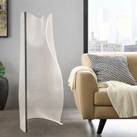 Modern Acrylic Ins Floor Lamp Torscher Standing Lamp Home Decor Floor Lamps for Living Room Bedroom Loft Floor Light Fixtures