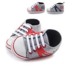 Fashion Sneakers Toddler Baby Shoes Casual Sport Boy & Girls Spring Autumn First Walkers Newborn Gift 11cm 12cm 13cm