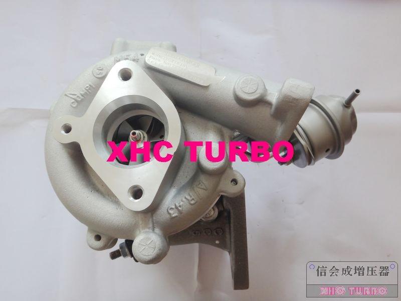 Nouveau turbocompresseur Turbo GT1849V 727477-5007 S 14411-AD200 pour NISSAN Almera Primera x-trail, YD22ED/YD1, 2.2L 136HP (huile)