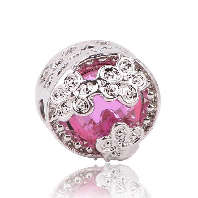 New Gossip Cherry Rice Minnie Coconut Tree Beads Series DIY Suitable For Pandora Bracelet High Quality Gift Preferred European