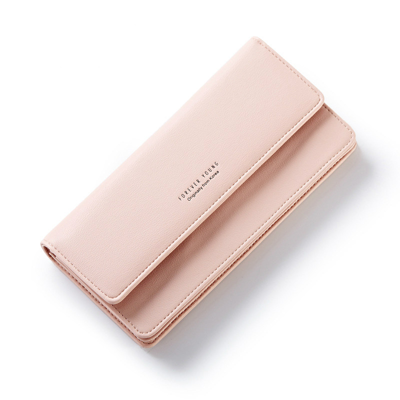 Fashion Quality PU Leather Long Women Wallets Designer Brand Women Clutch Purses Lady Party Wallet Female Card Holder Coin Purse youyou mouse high quality women long wallets fashion pu leather money wallet 6 colors lady clutch coin purse card