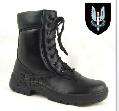 fe1c078a552a4 SAS full tactical ,desert ,military and Jungle Boots Black free shipping