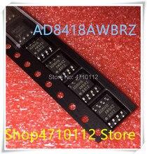NEW 10PCS/LOT AD8418WBRZ AD8418WBR AD8418 AD8418AWBRZ SOP-8 IC