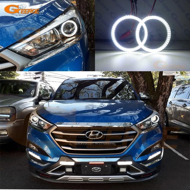Hyundai Tucson Headlight