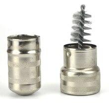 Инструмент для чистки кабеля, ручной инструмент для чистки автомобиля, клемма для аккумуляторной батареи, грязевая щетка для ремонта шин