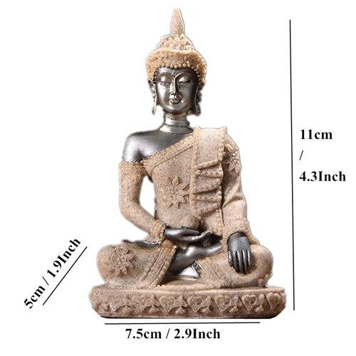 Black Buddha 133