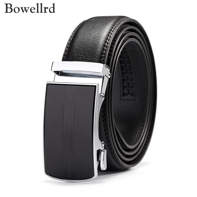 Cow Black Men 39 s Belts High Quality genuine leather luxury strap male belts for men designer belts men Brand Automatic Buckle in Men 39 s Belts from Apparel Accessories
